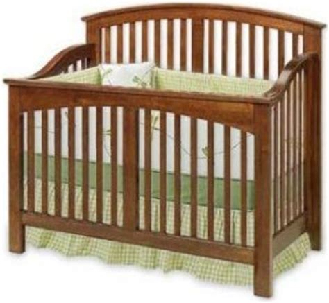 Woodworking Plans Crib by Convertible Crib Bed Furniture Woodworking Plans