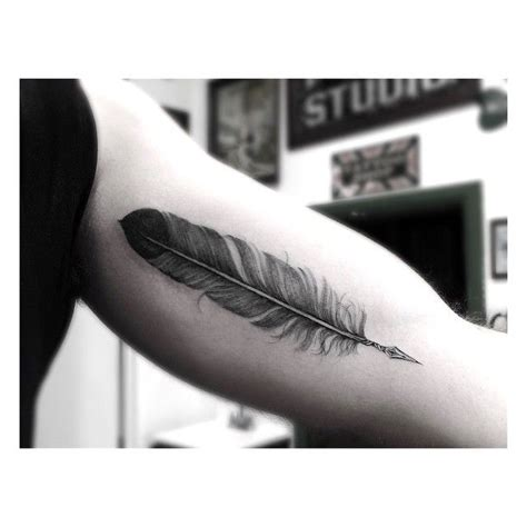 quill tattoo instagram 12 best tattoos quill and ink images on pinterest quill