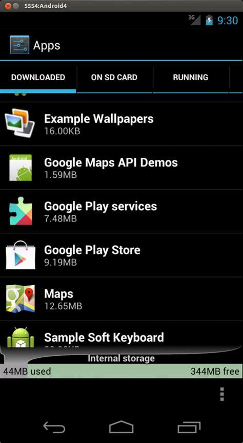 googleservicesframework apk android running maps api v2 sle in emulator