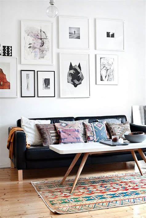 gallery walls six tips for hanging the perfect gallery wall apartment34