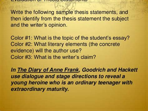 High School Thesis Writing by Worksheets For High School Thesis Worksheets Best Free