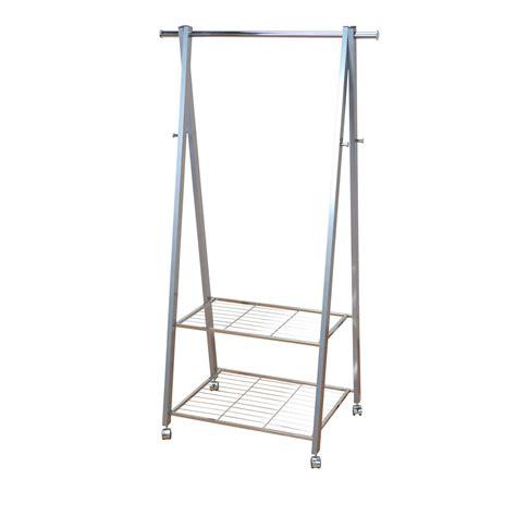 metall vorhang metall garderobe bern garderobenst 228 nder kleiderschrank