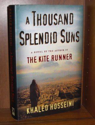 a thousand splendid suns book report a thousand splendid suns photos a thousand splendid suns