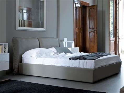 soft headboards bed with soft headboard single or double idfdesign