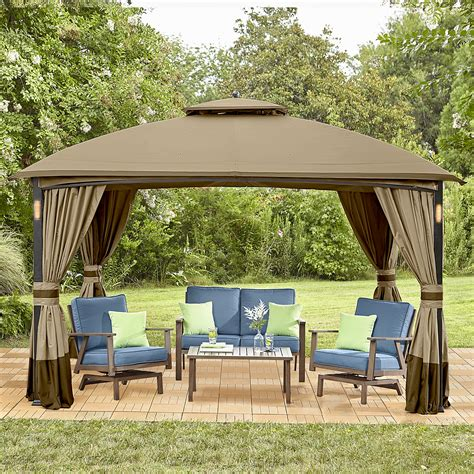 gazebo songs garden oasis moorehead and lighted gazebo with