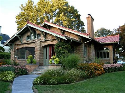 craftsman bungalow architectural styles of america and brick craftsman bungalow style homes brick craftsman