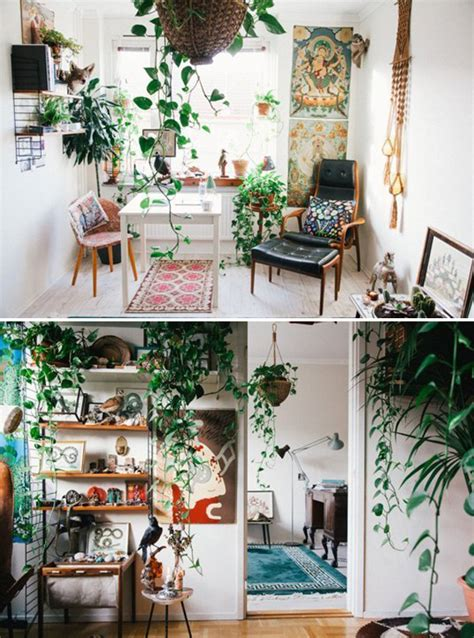 Jungle Home Decor by 10 Wonderful Rooms With Urban Jungle Home Design And