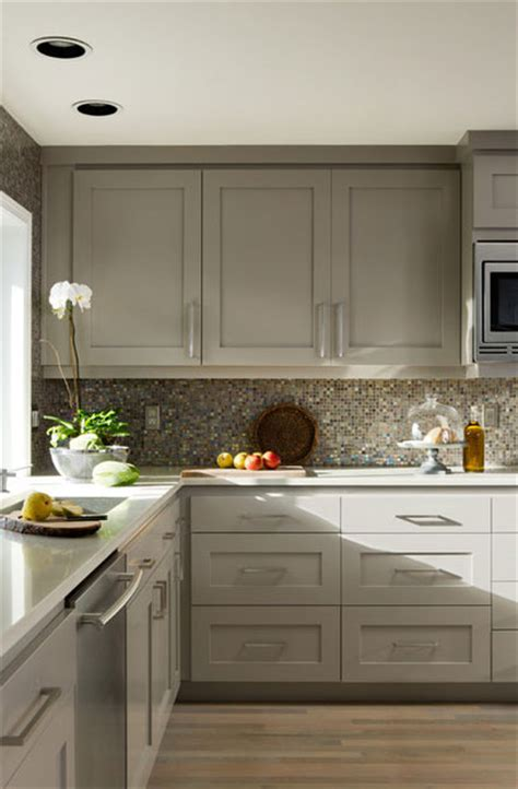 pictures of kitchens with gray cabinets the psychology of why gray kitchen cabinets are so popular