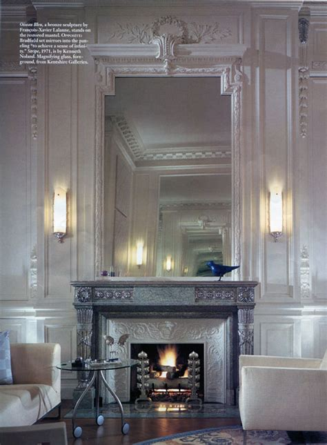Silver Fireplace by Fireplace As Focal Point Classical Addiction Beaux Arts Classic Products