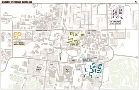 texas a and m cus map hullabaloo residence texas a m university