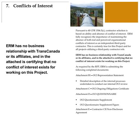 sle conflict of interest policy template c bp calls for state dept investigation into keystone xl