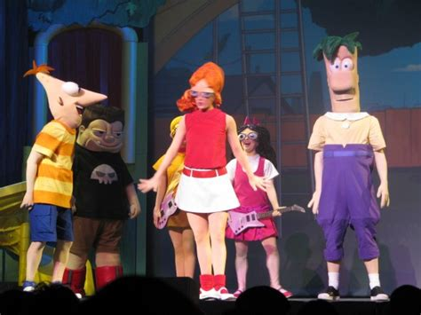 best live show phineas and ferb live show review in cleveland