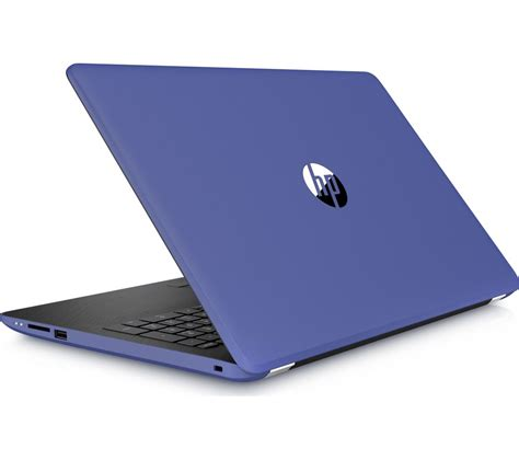 blue sushi casing hp buy hp 15 bw099sa 15 6 quot laptop blue free delivery currys