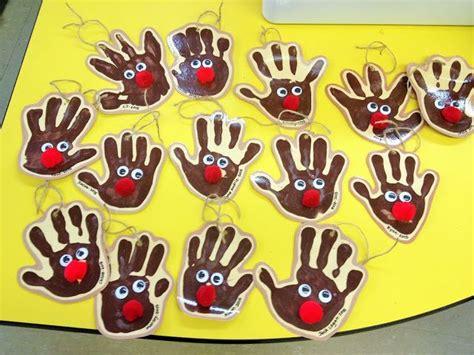 christmas ornaments for 3rd graders to make best 20 print ornament ideas on salt dough ornaments salt dough handprints