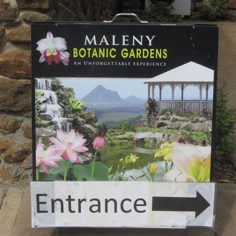 Maleny Botanic Gardens The Maleny Botanic Gardens Brisbane