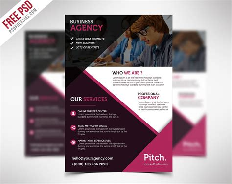 templates for business flyers free free flyer templates psd from 2016 187 css author