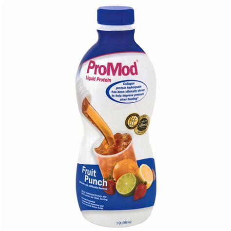 protein x liquid promod liquid protein supplement 32oz fruit punch abbott