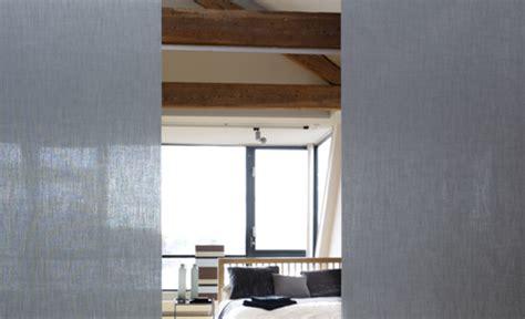 paneelgordijnen privacy sfeer en privacy met raambekleding door interieur bogaert