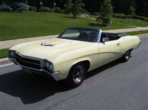 used 1969 buick gs for sale 1400 rockville pike
