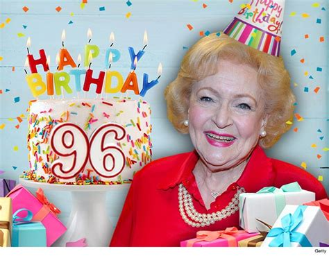 day betty white betty white celebrating 96th birthday by taking day
