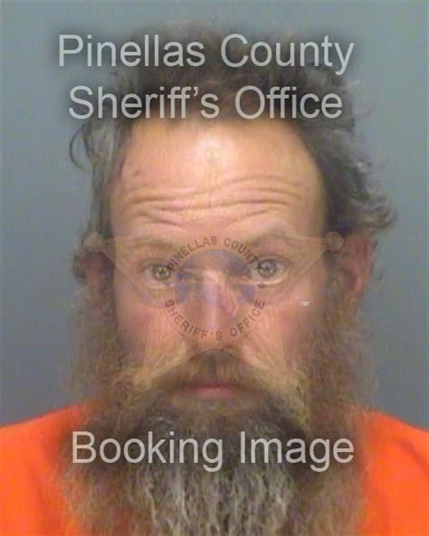Pinellas County Inmate Records Poekert Paul H Inmate 1701639 Pinellas County In