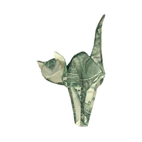 Dollar Origami Animals - money origami animals rive magazine