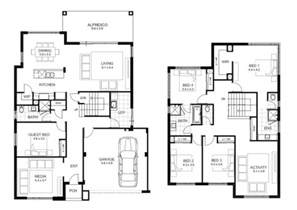 floor plans for a 5 bedroom house 2 storey 5 bedroom house plans house floor plans
