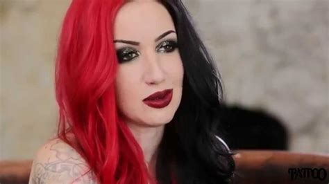 ash costello x tattoo magazine youtube