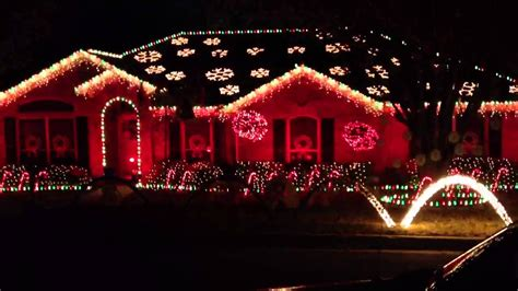 christmas lights synced with trans siberian orchestra