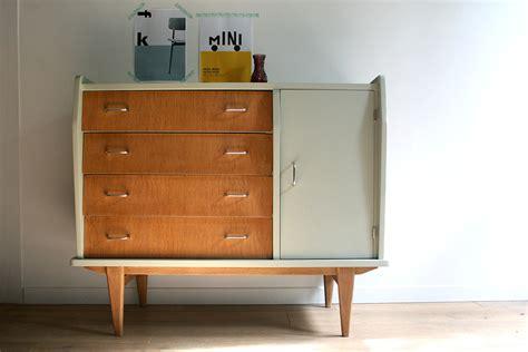 commode retro commode vintage les jolis meubles
