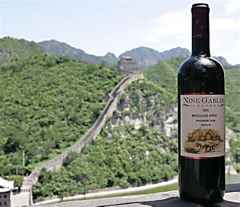 china 2 billion dollars the imported wine market in china reaches 2 billion