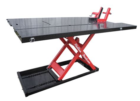 atv lift table redline 2200hd motorcycle atv lift table free shipping