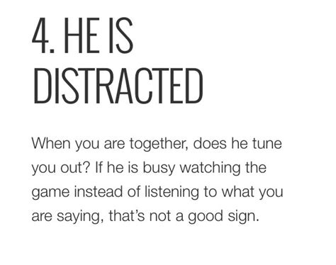 10 Signs That Hes Just Not Into You by 10 Signs That He S Just Not Into You Musely