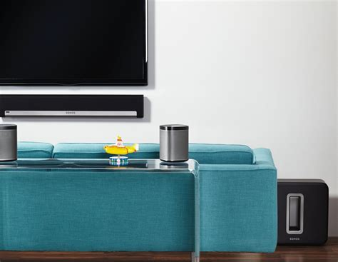 sonos announces play 1 speaker available now