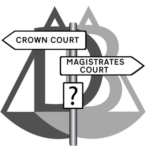 Does A Summary Offense Go On A Criminal Record Will My Go To The Magistrates Court Or Crown Court Christopher Kessling