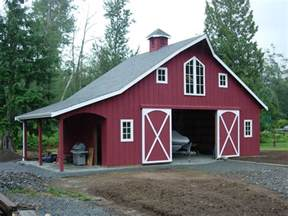 Small Barns home ideas 187 building plans for small horse barn