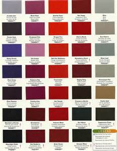 paint color charts scooter painting service color gallery 4 the buffalo