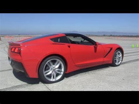 corvette stingray 2014 0 60 testing the 2014 chevy corvette stingray z51 0 60 mph til