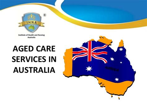 Home For The Aged Design Guidelines by Aged Care Services In Australia