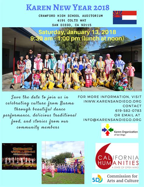 new year 2018 san diego san diego presentation on traditional culture and