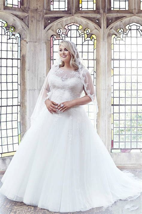 Designers With Plus Sized Wedding Dresses by Affordable Wedding Dresses For Plus Size 2018 Plus