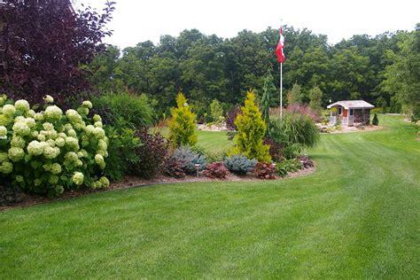 backyard privacy landscaping landscape 187 landscape design 187 tree mendus nursery