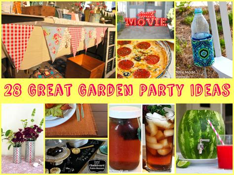 28 homemade decorations for summer diy outdoor decor and diy decorations with party decorations diy great party