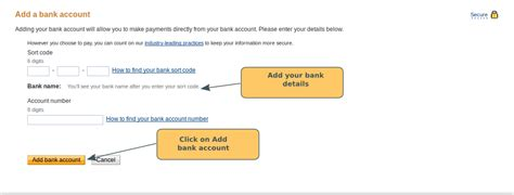 bank account and sort code paypal set up linking your bank account