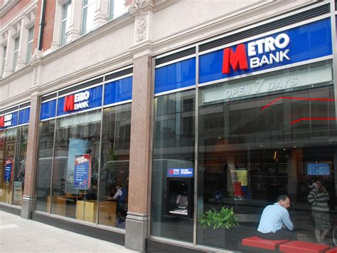 metro bank uk metro bank closes in on year profit as customer