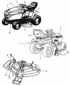 simplicity 1692283 parts list and diagram ereplacementparts