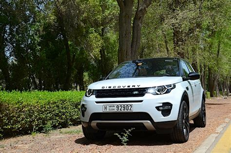 land rover discovery sport 2016 review seven out of five