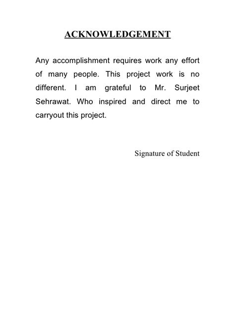 acknowledgement thesis in hrm sle of acknowledgement letter in research paper 2