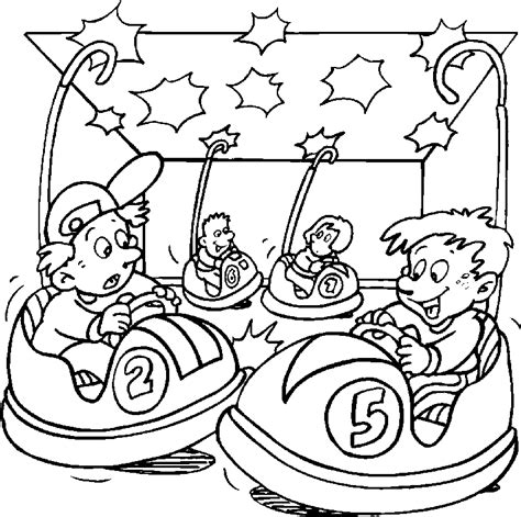 kids n fun com 15 coloring pages of fair