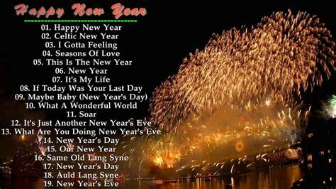 new year song new year songs 2018 happy new year tracks
